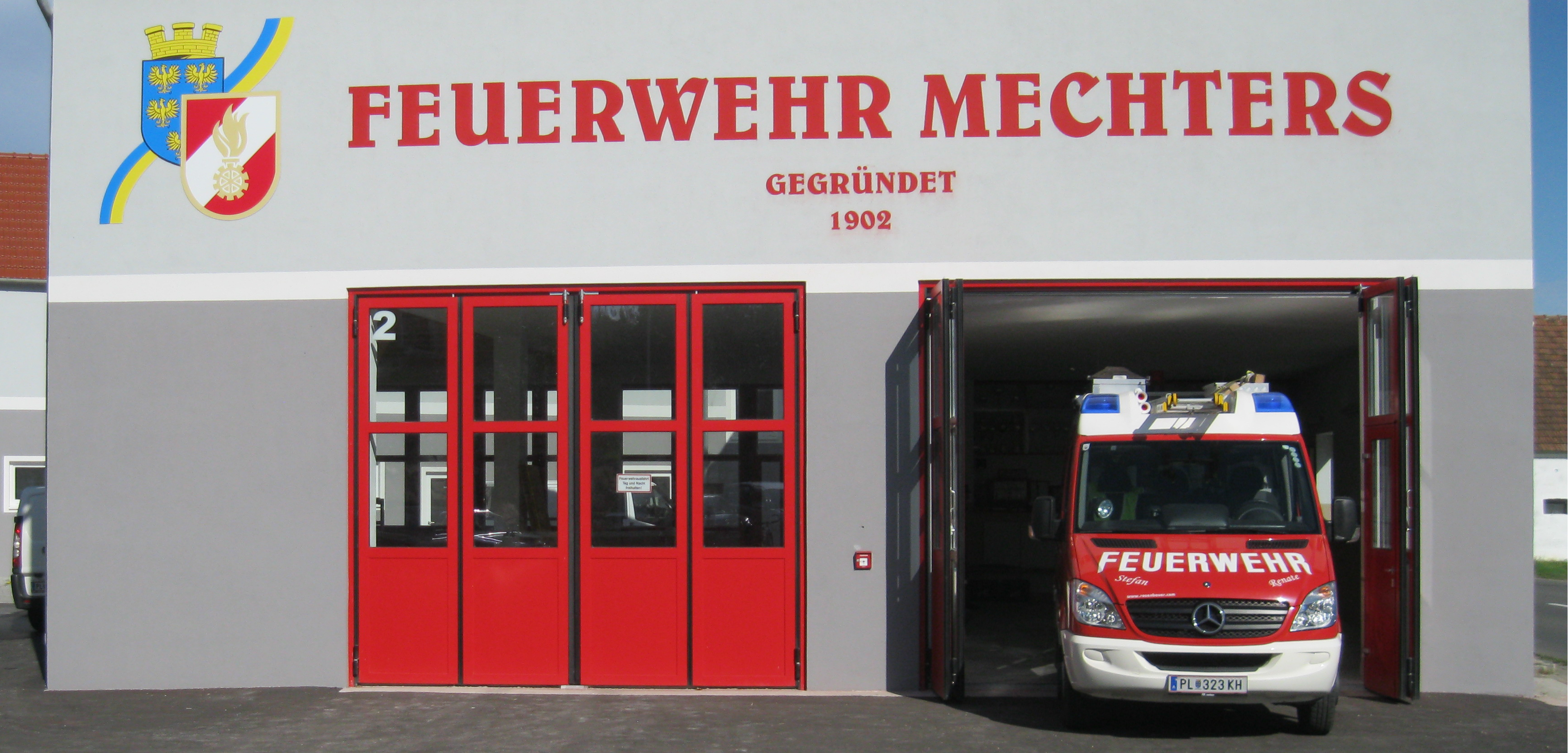 FF-Haus Eroeffnung